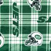 NFL New York Jets Fleece Fabric